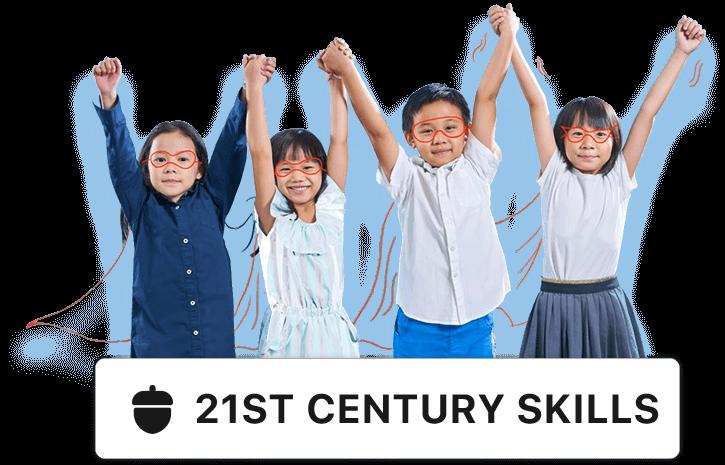 Century 21 skills